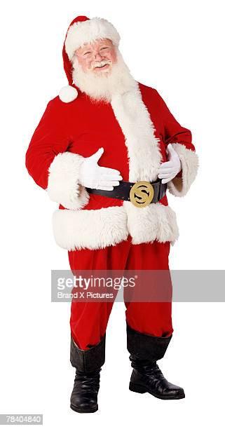 Jolly Santa Claus
