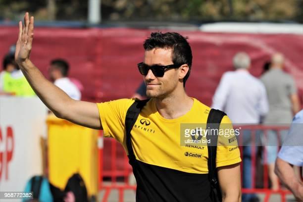Jolyon Palmer, Renault F1 Team, formula 1 GP, Spanien in Barcelona