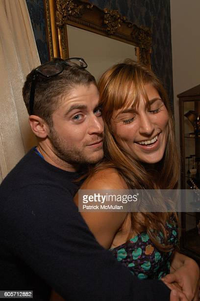 Jon Abrahams and Summer Phoenix attend Some Odd Rubies to Open West Coast Store Hosted by Gran Centenario Tequila at Los Angeles on October 3 2006