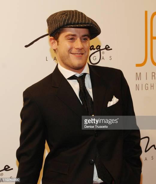 Jon Abrahams during Jet Nightclub at The Mirage Grand Opening Celebration - Red Carpet Arrivals at Jet Nightclub at The Mirage in Las Vegas, Nevada.
