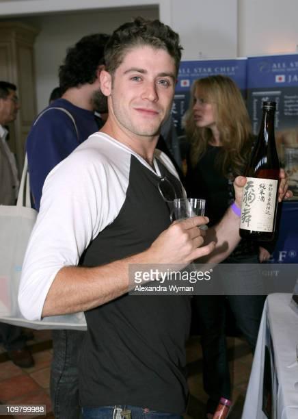 Jon Abrahams during Kari Feinstein MTV Movie Awards Style Lounge Day 1 in Los Angeles California United States