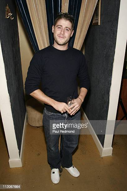 Jon Abrahams during Some Odd Rubies West Coast Store Opening Hosted by Gran Centenario Tequila at Some Odd Rubies on Hillhurst in Los Angeles...