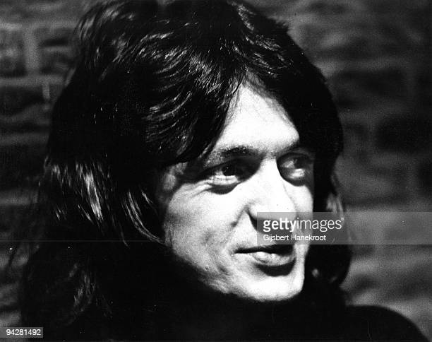 Jon Anderson of Yes is interviewed on January 23rd 1972 in Rotterdam Netherlands