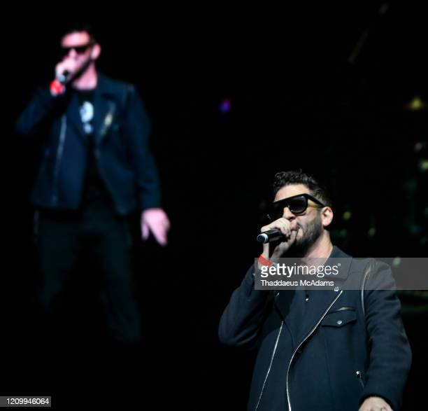 Jon B performs as part of the RnB Rewind concert at Bridgestone Arena on February 28 2020 in Nashville Tennessee