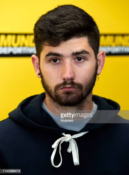 Jon Bakero attends the Barcelona Open Banc Sabadell 2019 at Real Club de Tennis de Barcelona on April 22 2019 in Barcelona Spain