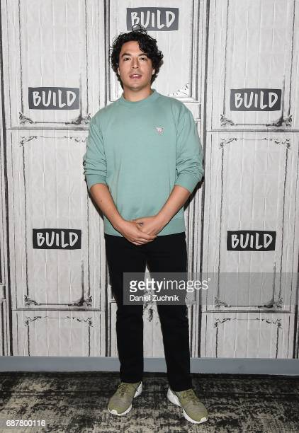 Jon Bass attends the Build Series to discuss the new film 'Baywatch' at Build Studio on May 24 2017 in New York City