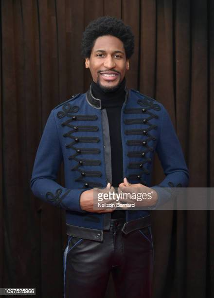 Jon Batiste attends the 61st Annual GRAMMY Awards at Staples Center on February 10 2019 in Los Angeles California