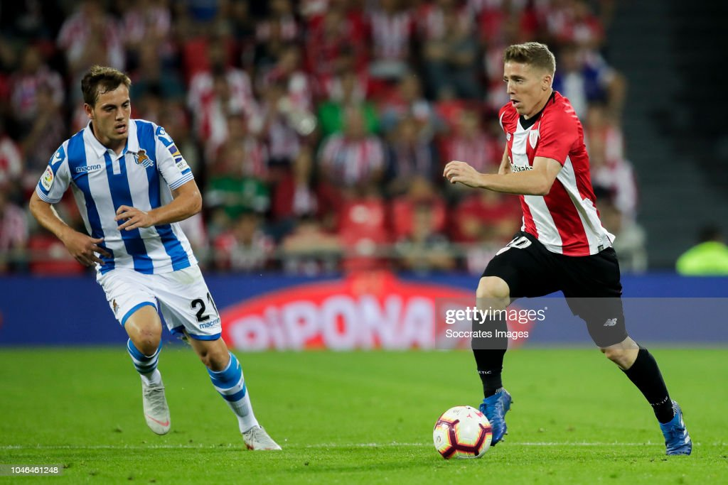 Athletic de Bilbao v Real Sociedad - La Liga Santander : News Photo