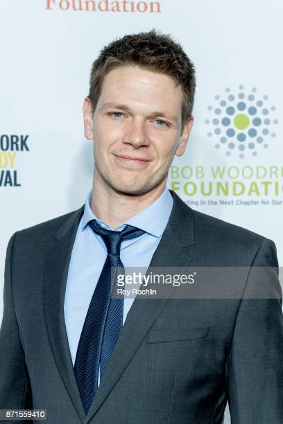 Jon Beavers attends the 11th Annual Stand Up for Heroes at The Theater at Madison Square Garden on November 7 2017 in New York City