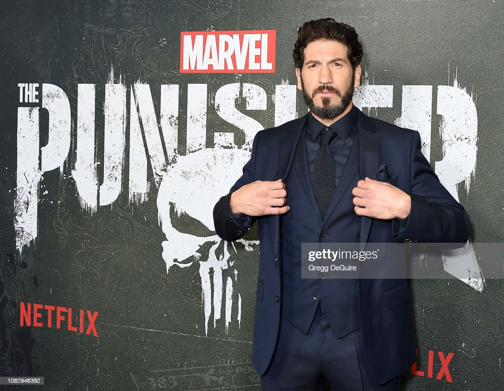 """Marvel's """"The Punisher"""" Los Angeles Premiere - Arrivals : News Photo"""
