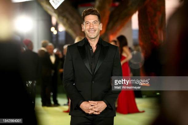 Jon Bernthal attends The Academy Museum of Motion Pictures Opening Gala at The Academy Museum of Motion Pictures on September 25, 2021 in Los...