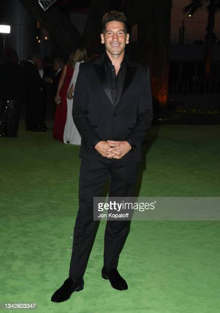 Jon Bernthal attends The Academy Museum Of Motion Pictures Opening Gala at Academy Museum of Motion Pictures on September 25, 2021 in Los Angeles,...