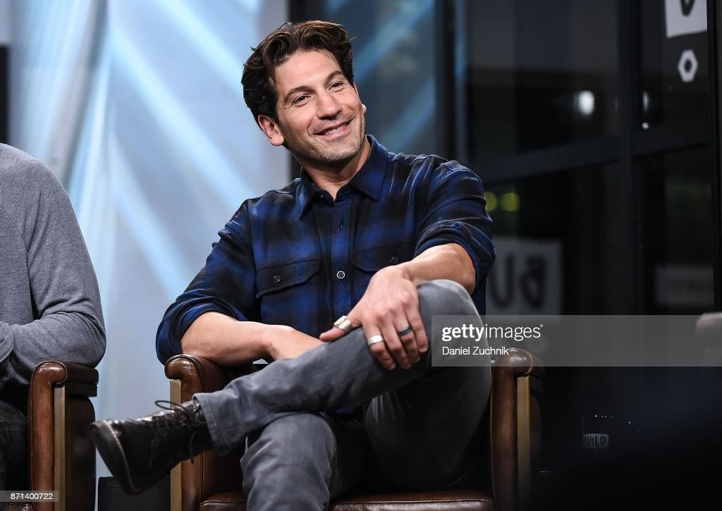Jon Bernthal attends the Build Series to discuss the new film 'Sweet Virginia' at Build Studio on November 7, 2017 in New York City.