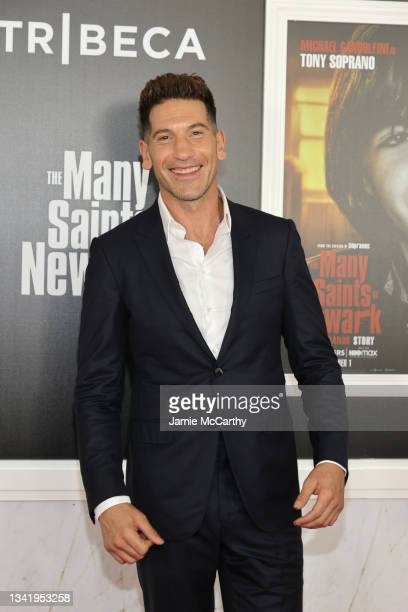 """Jon Bernthal attends the """"The Many Saints Of Newark"""" Tribeca Fall Preview at Beacon Theatre on September 22, 2021 in New York City."""