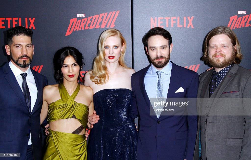 """Daredevil"" Season 2 Premiere : ニュース写真"