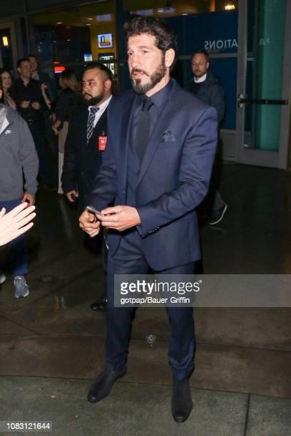 Jon Bernthal is seen on January 14 2019 in Los Angeles California