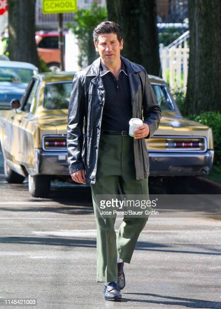 Jon Bernthal is seen on May 21 2019 in New York City