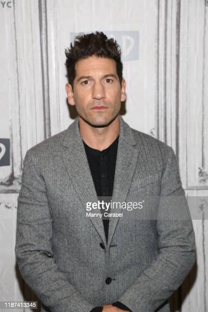 "Jon Bernthal visits Build Series to discuss the film ""Ford v Ferrari"" at Build Studio on November 13, 2019 in New York City."