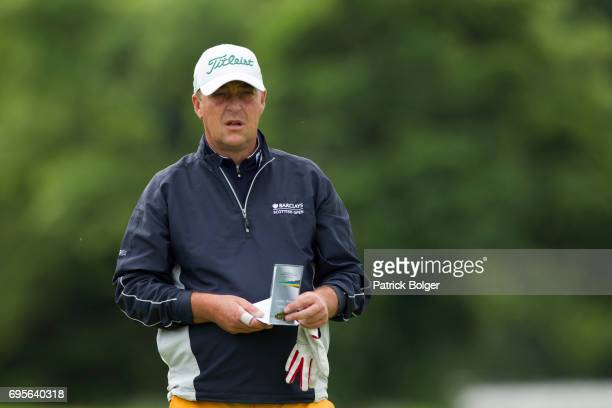 Jon Bevan from Sherborne Golf Club during the Titleist and Footjoy PGA Professional Championship at Luttrellstown Castle on June 13 2017 in Dublin...