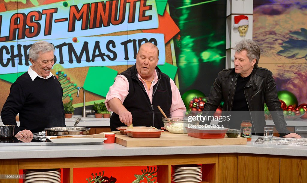 "ABC's ""The Chew"" - Season Four : News Photo"