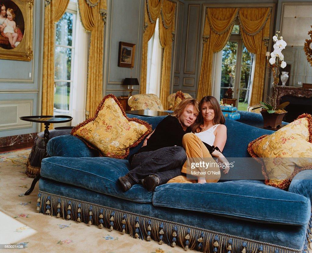 Jon Bon Jovi, People, November 25, 2002 : News Photo