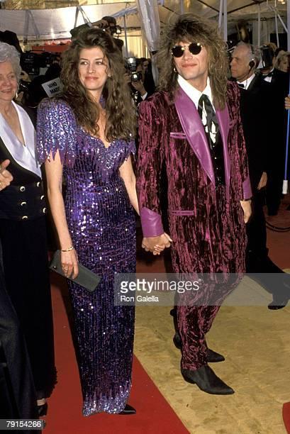 Jon Bon Jovi and Wife Dorothea Hurley