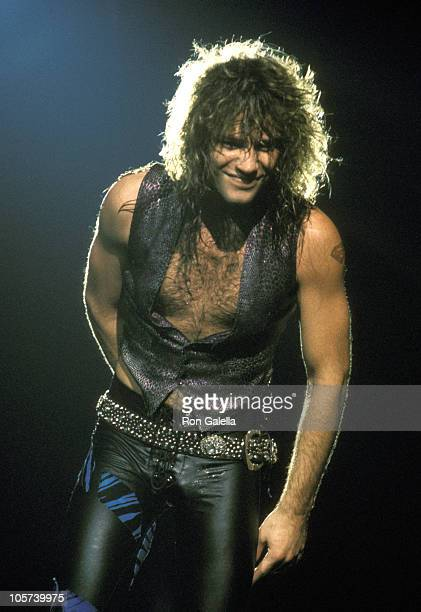 Bon Jovi 1987 Stock Photos And Pictures Getty Images