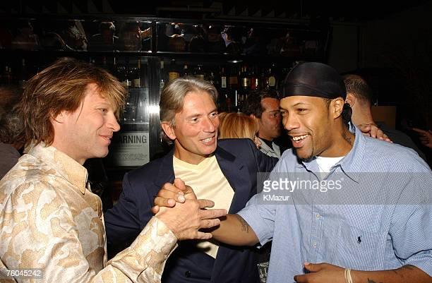 Jon Bon Jovi Jim Capparo Redman