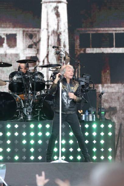 IRL: Bon Jovi Perform At The RDS, Dublin