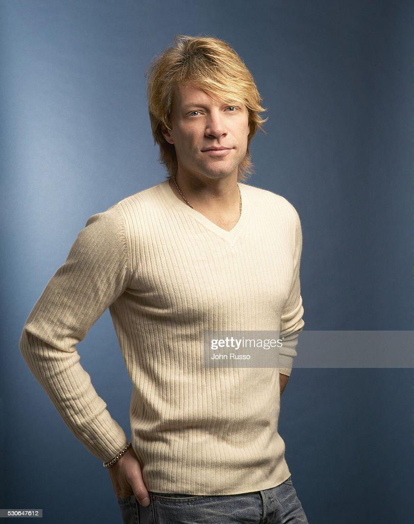 Jon Bon Jovi, November 13, 2004 : News Photo