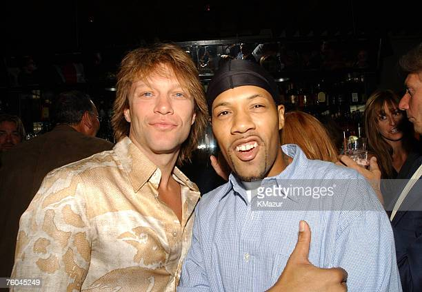 Jon Bon Jovi Redman