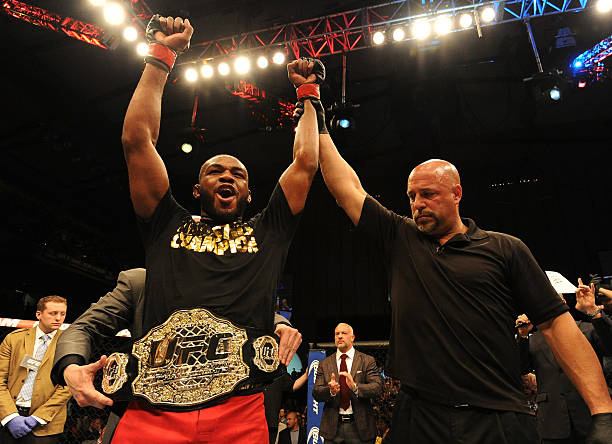 UFC 172: Jones v Teixeira