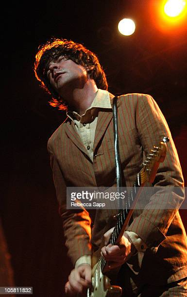 Jon Brion during Don't Knock The Rock Festival Closing Night with PJ Harvey at The Henry Fonda Theater in Los Angeles California United States