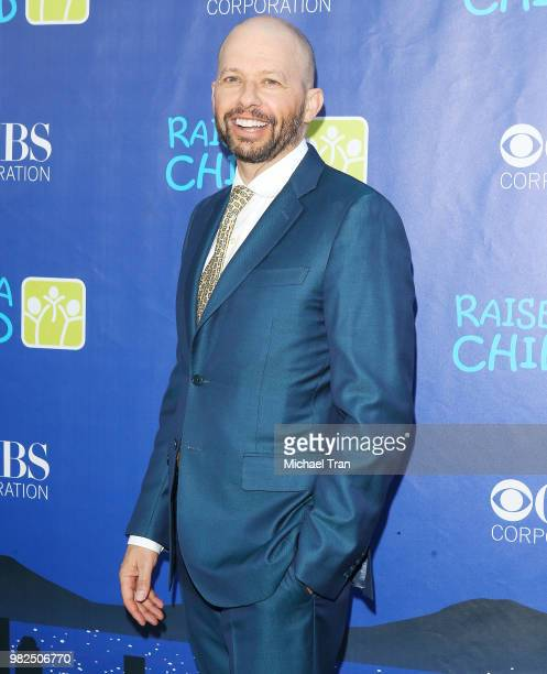 Christian Meoli attends the 6th Annual RaiseAChild HONORS The Summer Party Gala held at Jim Henson Studios on June 23 2018 in Hollywood California