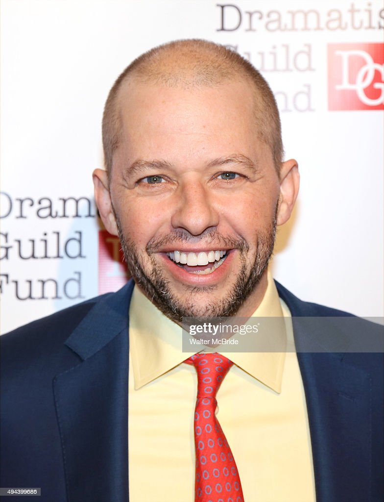 Jon Cryer attends the Dramatists Guild Fund's Gala: 'Great Writers Thank Their Lucky Stars' at Gotham Hall on October 26, 2015 in New York City.