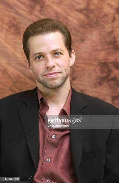 Jon Cryer during Two and a Half Men Press Conference with Charlie Sheen and Jon Cryer at Four Seasons Hotel in Beverly Hills California United States