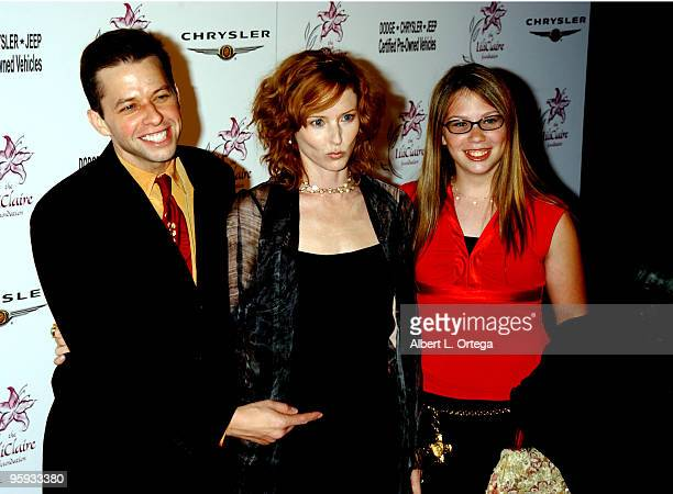 Jon Cryer, Sarah Trigger and guest