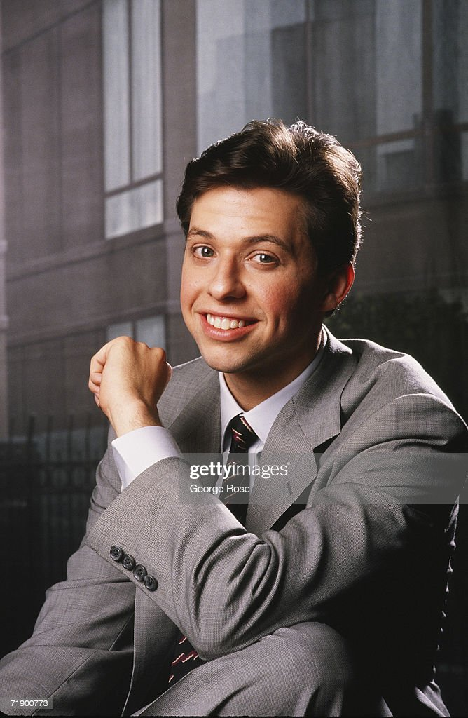 Actor Jon Cryer Portrait Session : News Photo