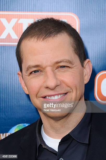 Jon Cryer visits Extra at Universal Studios Hollywood on October 30 2014 in Universal City California