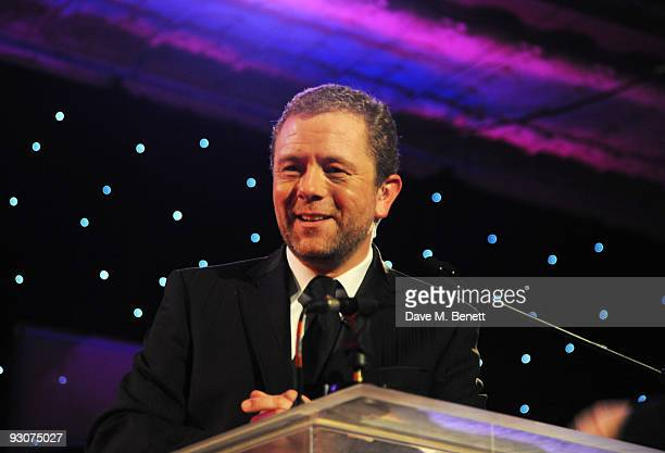 Jon Culshaw attends the Variety Club Showbiz Awards at the Grosvenor House on November 15 2009 in London England