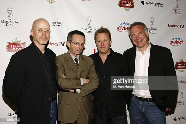 Jon Dahl Director of You Kill Me Patrice Leconte Director of My Best Friend Jonathan King Director of Black Sheep and Jonathan Sehring President of...