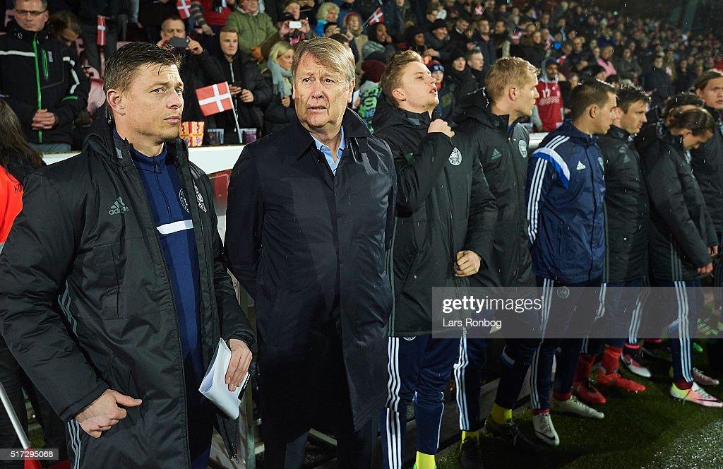 Denmark v Iceland - International Friendly