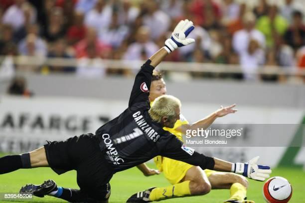 Jon Dahl TOMASSON / Jose Santiago CANIZARES Valence / Villareal 1er Journee de Liga