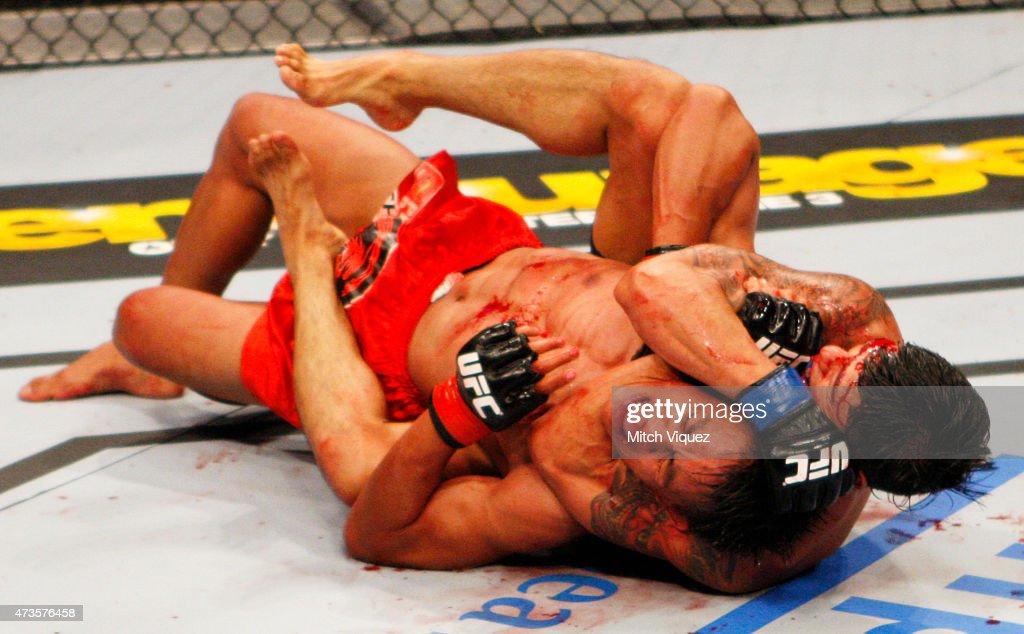 UFC Fight Night: Sangcha-an v Delos Reyes : News Photo