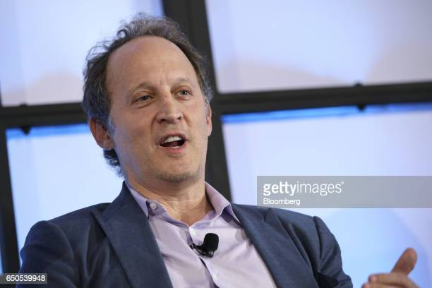 Jon Ein cofounder and chairman of Marchay LLC speaks during the Montgomery Summit in Santa Monica California US on Thursday March 9 2017 The summit...