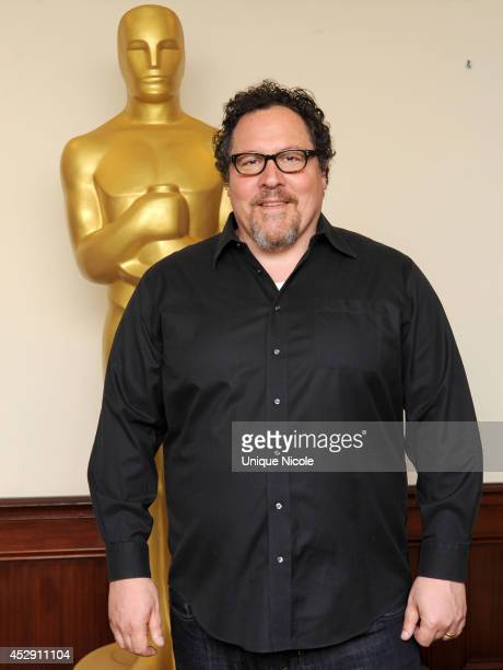 """Jon Favreau attends The Academy Probes """"Movies In Your Brain"""" at Linwood Dunn Theater at the Pickford Center for Motion Study on July 29, 2014 in..."""