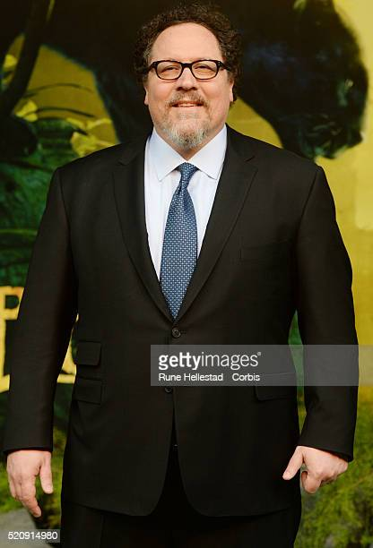 Jon Favreau attends the premiere of The Jungle Book at BFI IMAX on April 13 2016 in London England