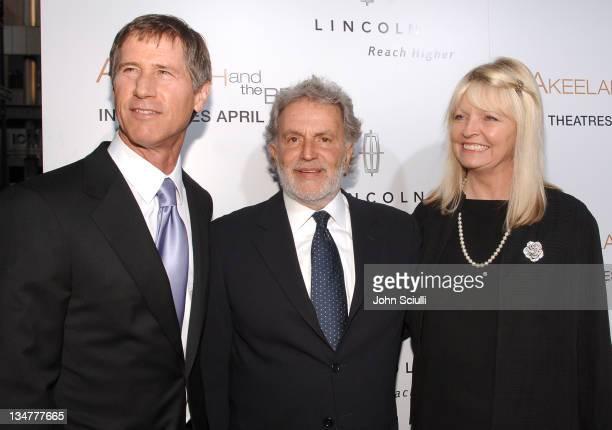 Jon Feltheimer, Lionsgate Sid Ganis, producer and Nancy Ganis