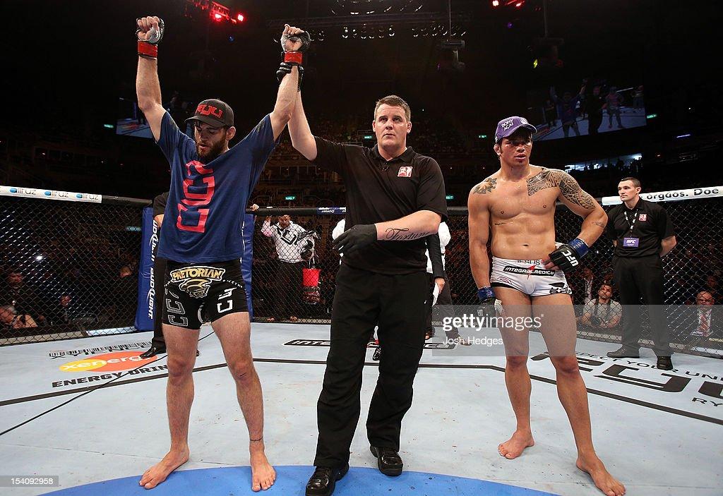 UFC 153: Silva v Bonnar