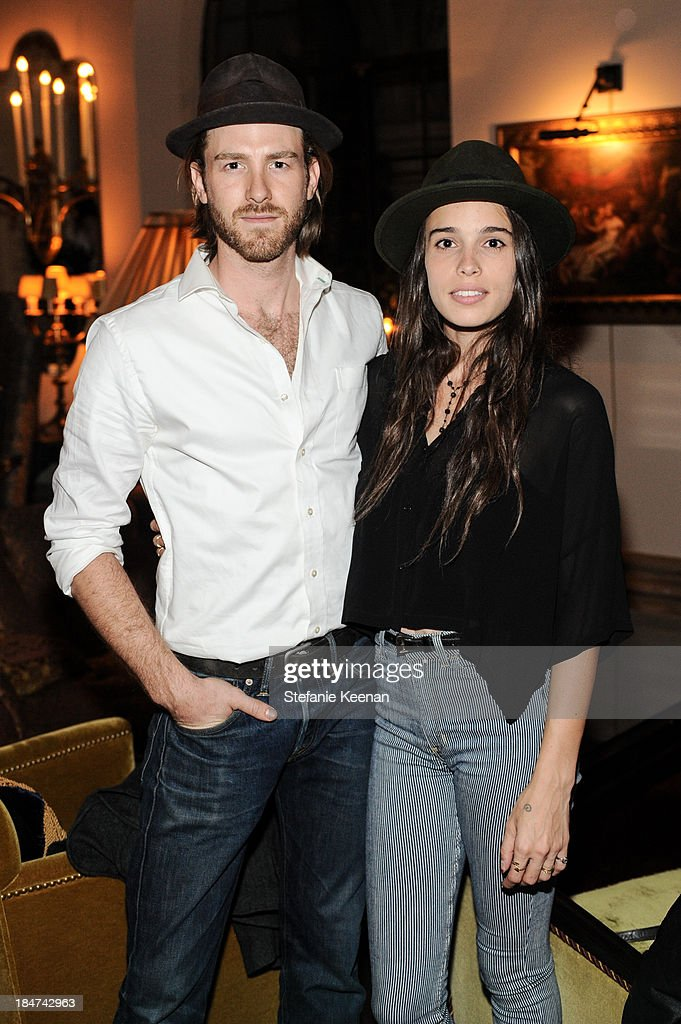 Tommy Hilfiger Celebrates George Esquivel Capsule Footwear Collection in Los Angeles - Dinner